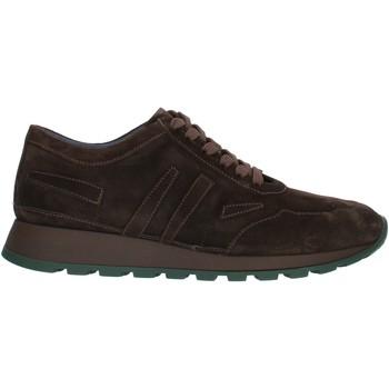 Zapatos Hombre Zapatillas bajas Cristiano Gualtieri 403 marrón