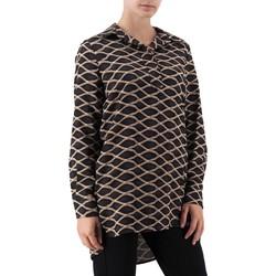 textil Mujer camisas Anonyme | Marta Camisa | ANY_R219FT072_ASPHALT Gris