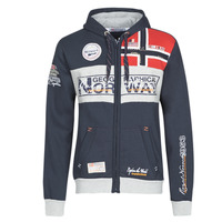 textil Hombre sudaderas Geographical Norway FLYER Marino