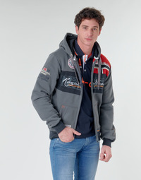 textil Hombre Sudaderas Geographical Norway FLYER Gris