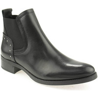 Zapatos Mujer Botines Oii! L Boot CASUAL Negro