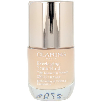 Belleza Mujer Base de maquillaje Clarins Everlasting Youth Fluid 108 -sand  30 ml