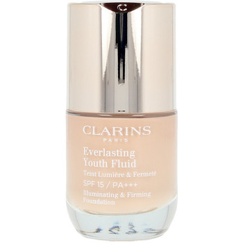 Belleza Mujer Base de maquillaje Clarins Everlasting Youth Fluid 109 -wheat  30 ml