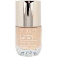 Belleza Mujer Base de maquillaje Clarins Everlasting Youth Fluid 111 -auburn  30 ml