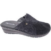 Zapatos Mujer Zuecos (Clogs) Riposella RIP3961bl blu