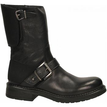 Zapatos Mujer Botines Emanuélle Vee TRONCHETTO PARACOLPI DIETRO COW ALDO black