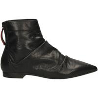 Zapatos Mujer Low boots Poesie Veneziane VELVET nero