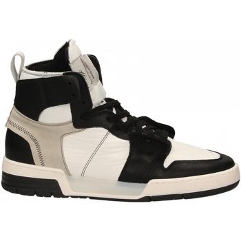 Zapatos Hombre Zapatillas altas Lemaré HI-MAN JON nero