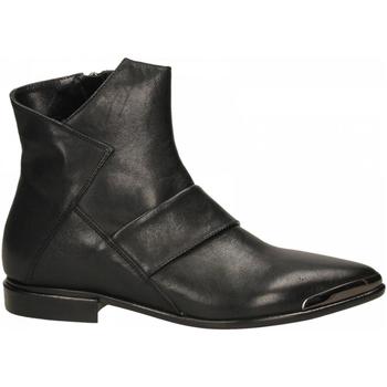 Zapatos Mujer Botas de caña baja Laura Bellariva TROPIC nero