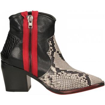 Zapatos Mujer Botas de caña baja Laura Bellariva PITONE roccia
