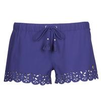 textil Mujer Shorts / Bermudas Banana Moon MEOW Marino