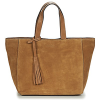 Bolsos Mujer Bolso shopping Loxwood CABAS PARISIEN VELOURS Marrón