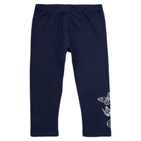 textil Niña leggings Desigual PLATON Marino