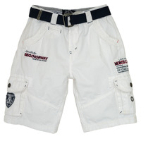 textil Niño Shorts / Bermudas Geographical Norway POUDRE Blanco