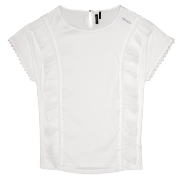textil Niña Tops / Blusas Ikks CHLOE Blanco