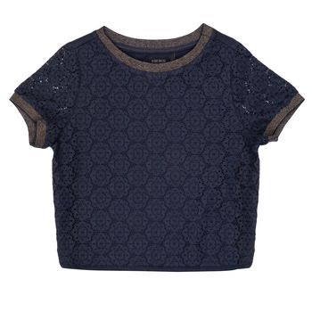 textil Niña Tops / Blusas Ikks ASTRID Marino