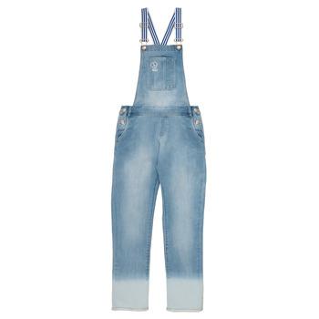 textil Niña Monos / Petos Ikks PERRINE Azul