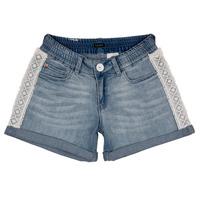 textil Niña Shorts / Bermudas Ikks ISAHA Azul