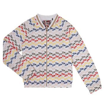 textil Niña Chaquetas / Americana Ikks DAN Multicolor