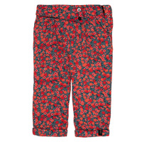 textil Niña Leggings Ikks MARGA Gris / Rojo