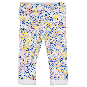 textil Niña leggings Ikks ELIES Blanco / Multicolor