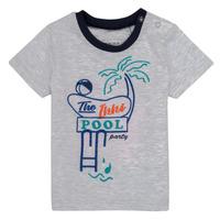 textil Niño camisetas manga corta Ikks LISIANA Gris