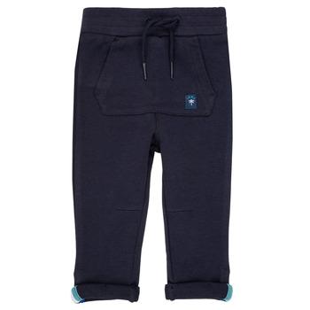 textil Niño Pantalones de chándal Ikks LIVALI Marino