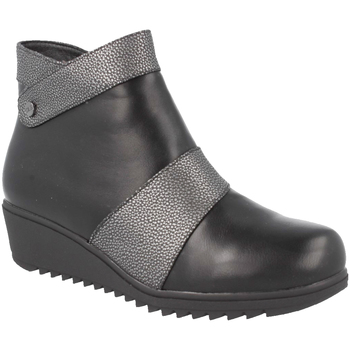 Zapatos Mujer Botines Clowse 9B1023 Negro
