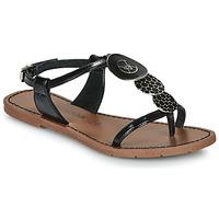 Zapatos Mujer Sandalias Chattawak PIPA Negro