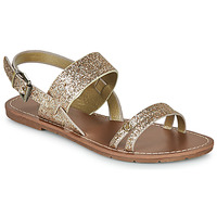 Zapatos Mujer Sandalias Chattawak MONIA Oro
