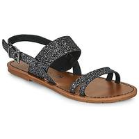 Zapatos Mujer Sandalias Chattawak MONIA Negro