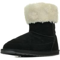 Zapatos Niña Botas de nieve EMU Ardle Negro