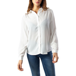 textil Mujer Camisas Vila 14051975 Bianco