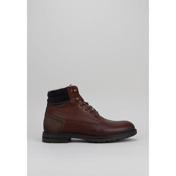 Zapatos Hombre Botas de caña baja Krack RUBRA Marrón
