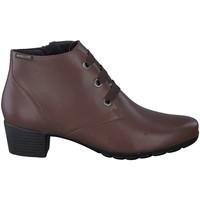 Zapatos Botas de caña baja Mephisto ISABELLE Rojo