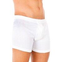 Ropa interior Hombre Boxer Abanderado Pack-3 boxers termales Blanco