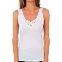 Ropa interior Mujer Camiseta interior Abanderado Pack- 3 Cubre sra.pr. milan trt sport Blanco