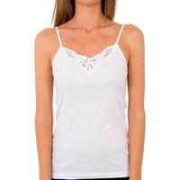 Ropa interior Mujer Camiseta interior Abanderado Pack-3 Cubre sra.pr. trt milan blanco Blanco