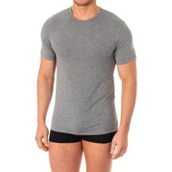 Ropa interior Hombre Camiseta interior Abanderado Camiseta X-Temp m/corta Gris