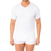 Ropa interior Hombre Camiseta interior Abanderado Camistea X-Temp m/corta Blanco