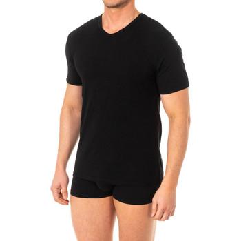 Ropa interior Hombre Camiseta interior Abanderado Camiseta X-Temp m/corta Negro