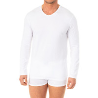 Ropa interior Hombre Camiseta interior Abanderado Camiseta X-Temp m/larga Blanco