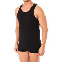 Ropa interior Hombre Camiseta interior Abanderado Camiseta X-Temp de tirantes Negro