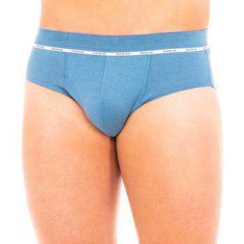 Ropa interior Hombre Braguitas Abanderado Slip Advanced Azul