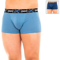 Ropa interior Hombre Boxer DIM Pack-2 Box.Thermoregulation Act. Azul