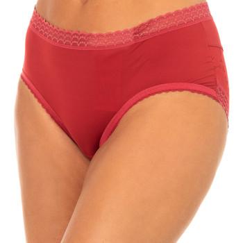 Ropa interior Mujer Braguitas Playtex Braguita Elegance Rojo