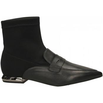 Zapatos Mujer Botines Tosca Blu MARY c99-nero