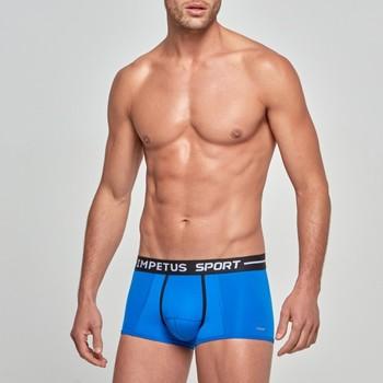 Ropa interior Hombre Boxer Impetus Calzoncillos Boxer Corto Sport Ergonomic 2051B87 Negro