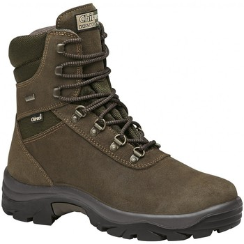 Zapatos Hombre Botas de caña baja Chiruca Botas  Torcaz 01 Goretex Verde