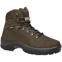 Zapatos Hombre Botas de caña baja Chiruca Botas  Pointer 01 Goretex Verde